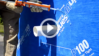 How to address a pipe penetration with Blueskin® VP100