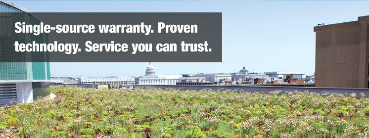 Green Roof Green Roof Systems Henry Company